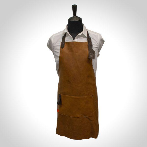 DutchMade Leather BBQ Schort Jip